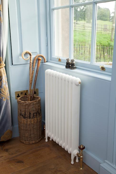 The Narrow Eton Cast Iron Radiator available at UKAA от UKAA | UK Architectural Antiques Классический
