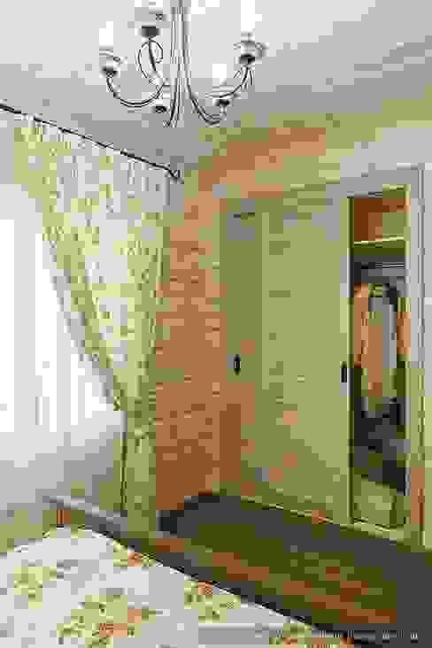 Honka, загородный дом для семьи из 6 человек Спальня в скандинавском стиле от Ольга Кулекина - New Interior Скандинавский