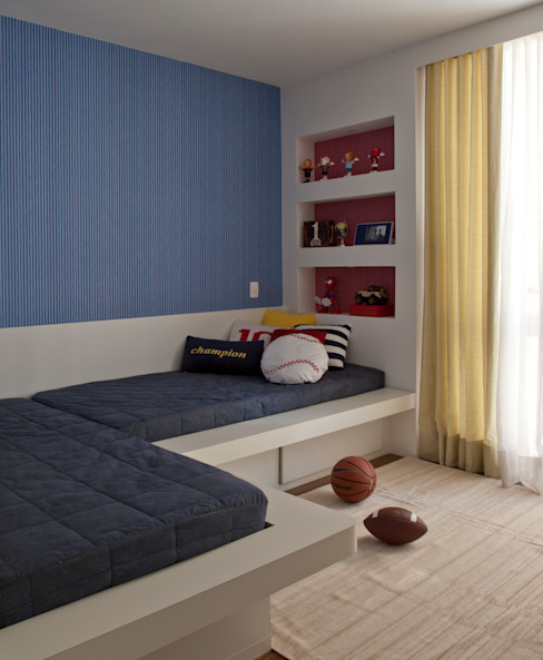 CARMELLO ARQUITETURA Nursery/kid's roomAccessories & decoration