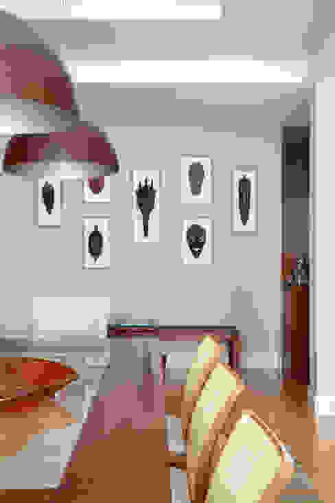 Sala de Jantar Salas de jantar ecléticas por Da.Hora Arquitetura Eclético