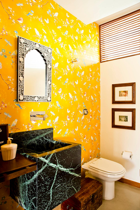 CARMELLO ARQUITETURA BathroomDecoration