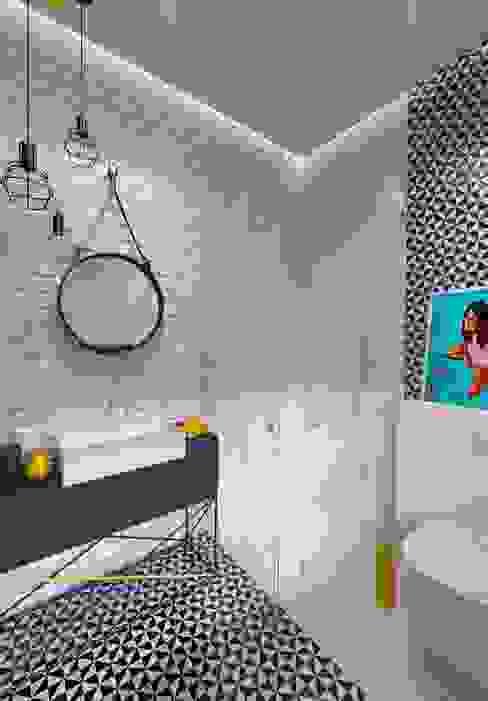 Baños de estilo  por The Vibe, Industrial