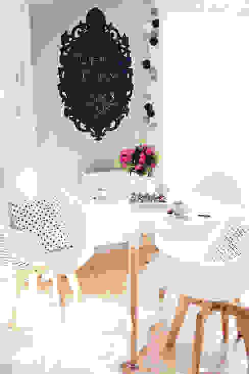 Pomysł na klimatyczną jadalnię od Le Pukka Concept Store Skandynawski
