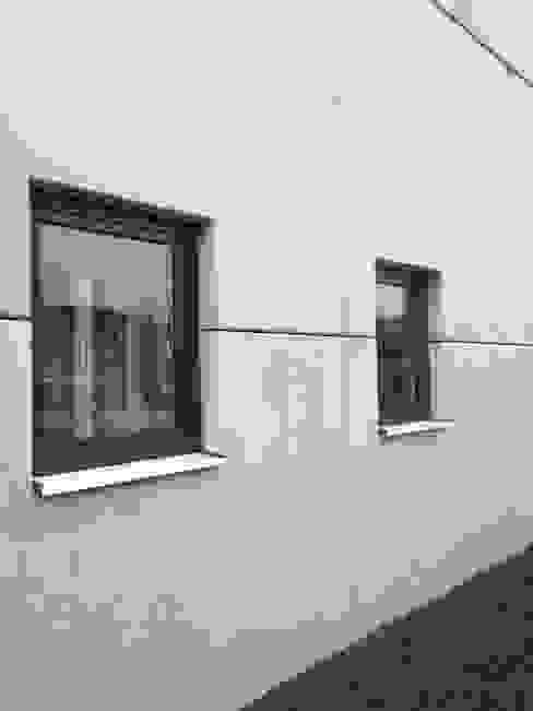 Profilsystem GENEO Industriale Geschäftsräume & Stores von Wolf Fenster & Türen Industrial