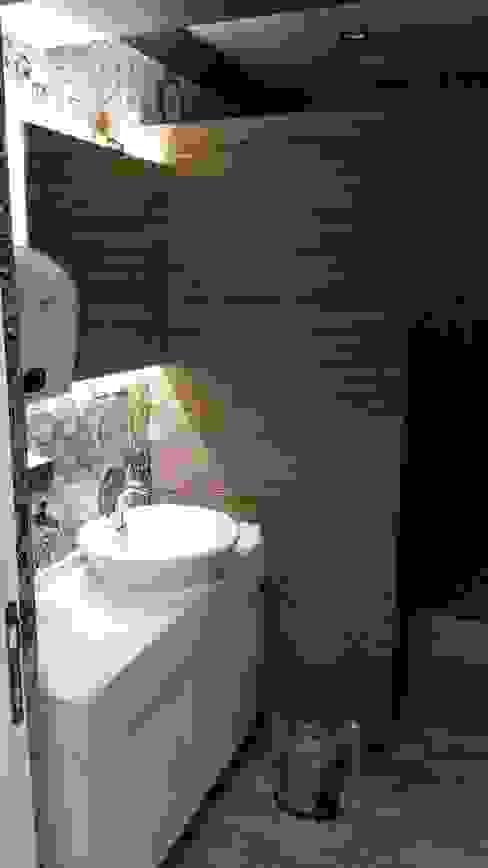ÖZ-İŞ İNŞAAT İÇ MİMARLIK HAZIR MUTFAK ห้องน้ำกระจก