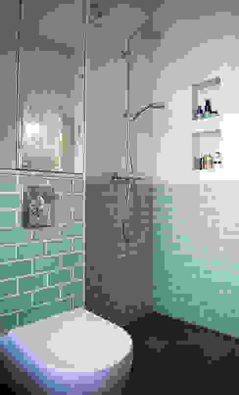 The Wet Room Shower Modern bathroom by Blue Cottini Modern