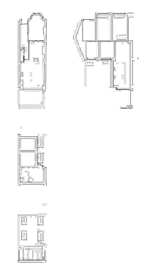 Clissold Crescent by Bradley Van Der Straeten Architects