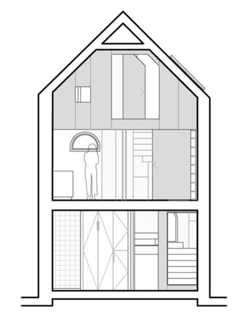 Studio Project by Bradley Van Der Straeten Architects