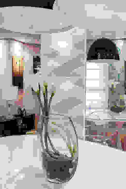 Apartamento Chácara Klabin (SP) por Amanda Pinheiro Design de interiores Moderno