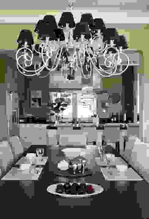 Столовая комната в классическом стиле от ASA Autorskie Studio Architektury Классический