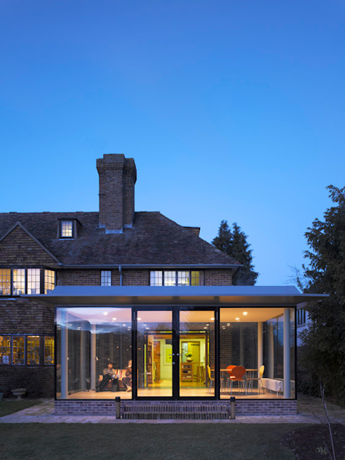 Storey's Way Hudson Architects Modern home