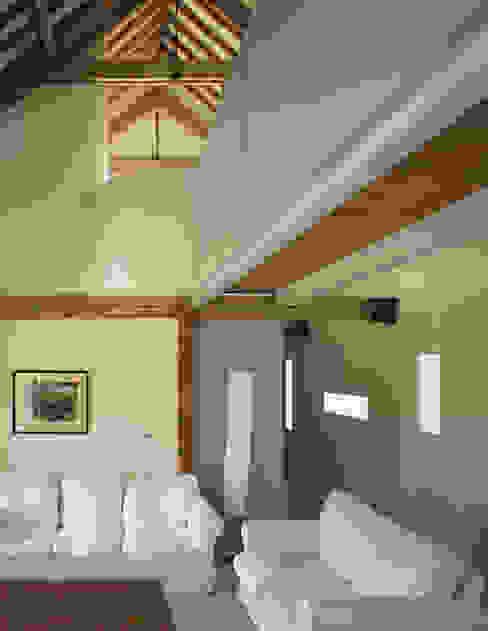 Terras door Hudson Architects,