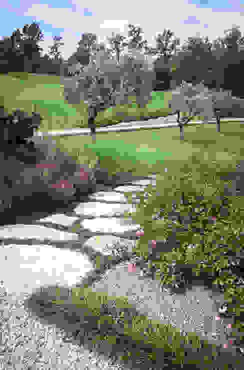 Jardines rústicos de exTerra | consulenze ambientali e design nel verde Rústico