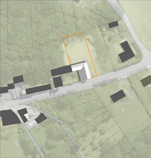 Le site par APMS architectes Moderne