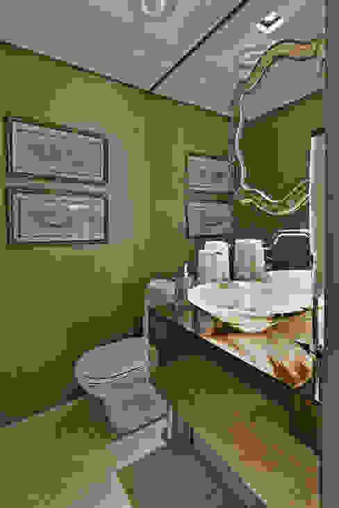 Ванная комната в стиле модерн от Gláucia Britto Модерн