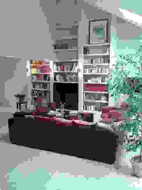 Ruang Keluarga Modern Oleh Franck Égard Décoration Intérieur Modern