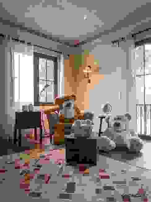 Recámara Dormitorios infantiles de estilo moderno de MARIANGEL COGHLAN Moderno