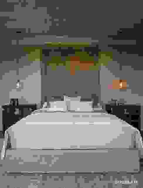 Recámara Dormitorios de estilo moderno de MARIANGEL COGHLAN Moderno