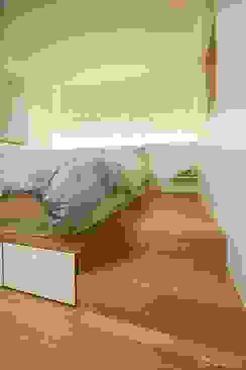 홍예디자인 Chambre moderne