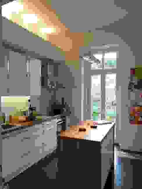 Projekty,  Kuchnia zaprojektowane przez waldorfplan architekten, Klasyczny