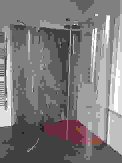 Box doccia linea Onde di SILVERPLAT Moderno