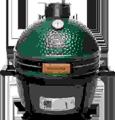 Barbecue Big Green Egg MINIMAX par HABIAGUE Éclectique