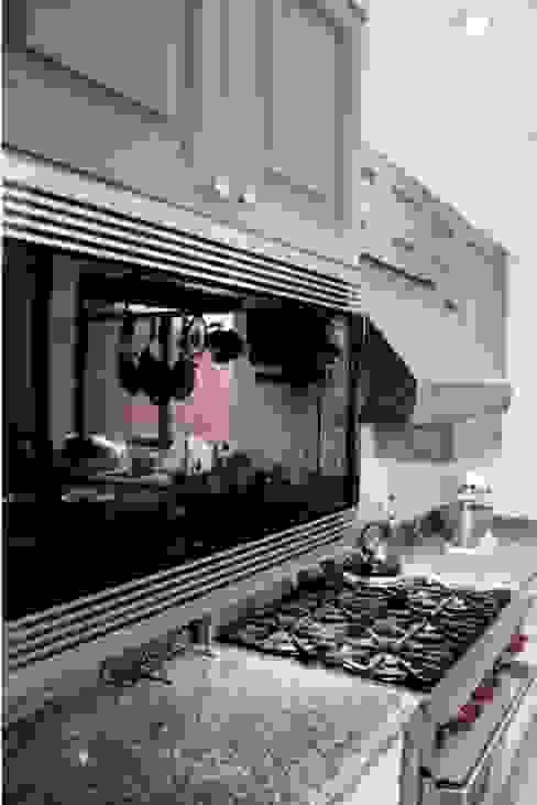 Estantería de cocina: Cocinas de estilo  por Quinto Distrito Arquitectura, Moderno Madera Acabado en madera