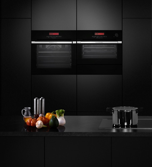 The new ConceptLIne from Küppersbusch Küppersbusch Hausgeräte GmbH KitchenElectronics