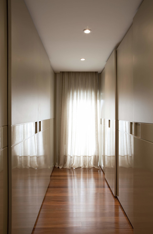 Top House SP Closets por homify Moderno