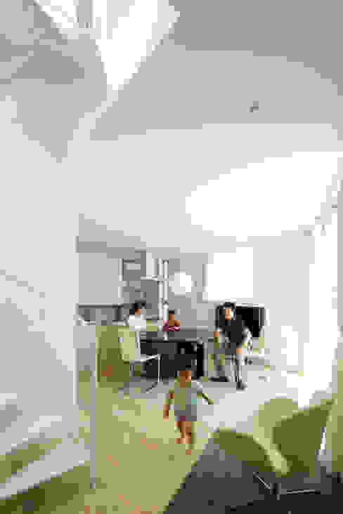 sha-la LDK モダンデザインの リビング の e do design 一級建築士事務所 モダン
