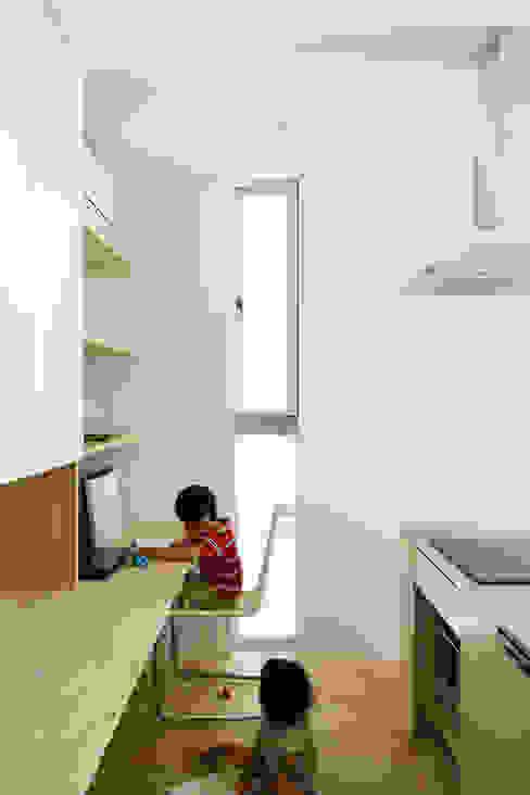 sha-la LDK モダンな キッチン の e do design 一級建築士事務所 モダン