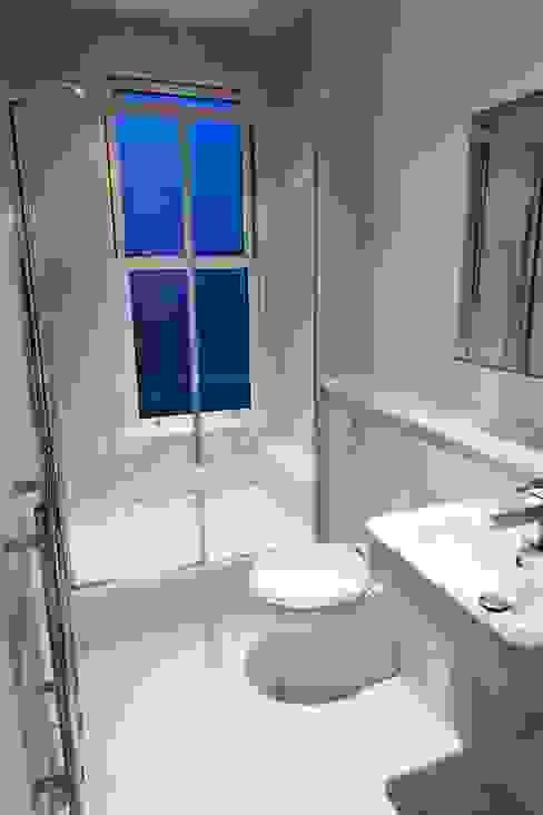 En suite after: modern  by Ben Jurin Architecture Ltd, Modern