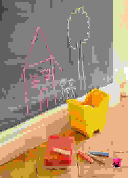 Hol od Pink Pug Design Interior Eklektyczny