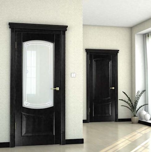 Blum Industry Windows & doors Doors Wood Black