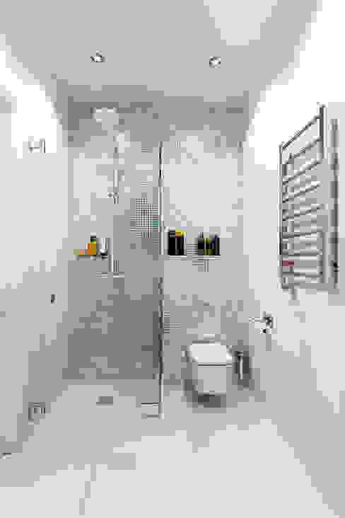 Classic style bathroom by ООО 'Студио-ТА' Classic