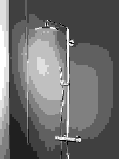 Ванная комната в стиле модерн от HANSA ARMATUREN BELGIUM NV Модерн