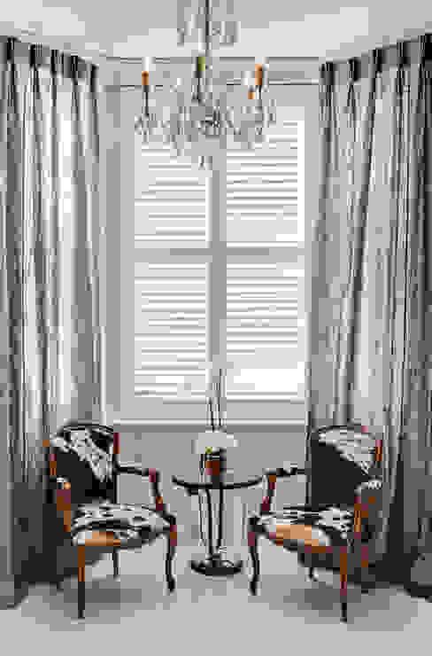Style and Substance Minimalist living room by Studio Hopwood Minimalist