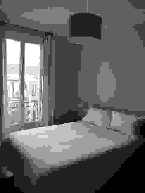 SO MASCULIN Chambre moderne par Agence Laurent Cayron Moderne