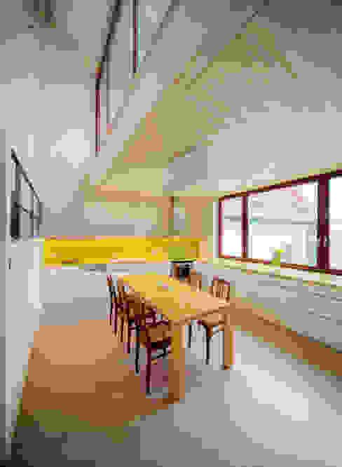 Cozinhas minimalistas por Architektin Tanja Ernst-Adams Minimalista