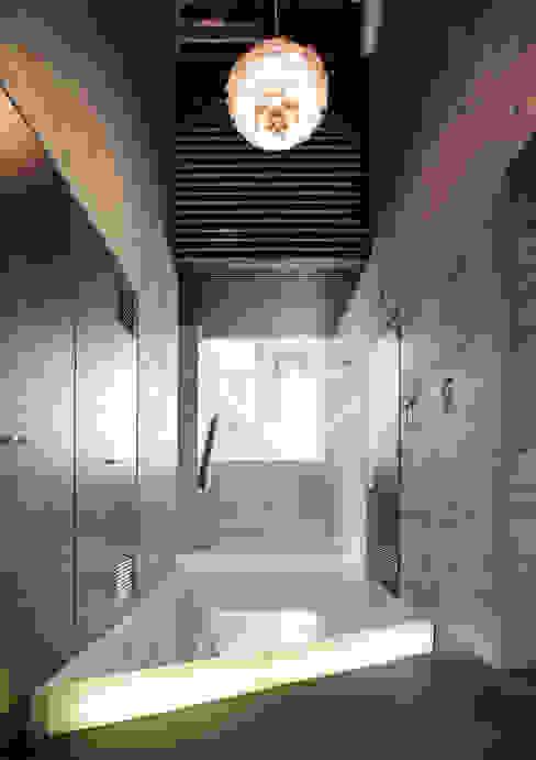 玄関ホール オリジナルスタイルの 玄関&廊下&階段 の Egawa Architectural Studio オリジナル