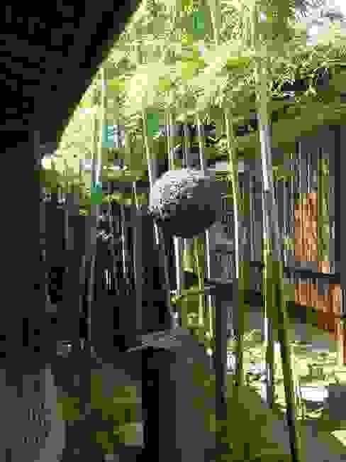 Jardin de style  par 木村博明 株式会社木村グリーンガーデナー, Éclectique