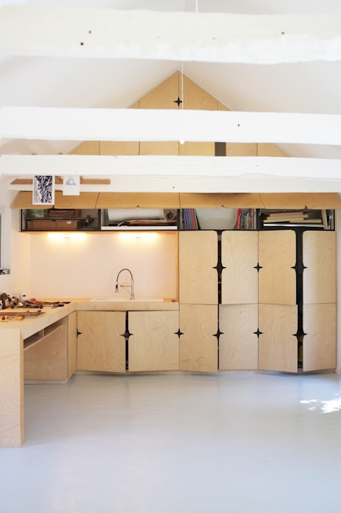 Kitchen by Modal Architecture,