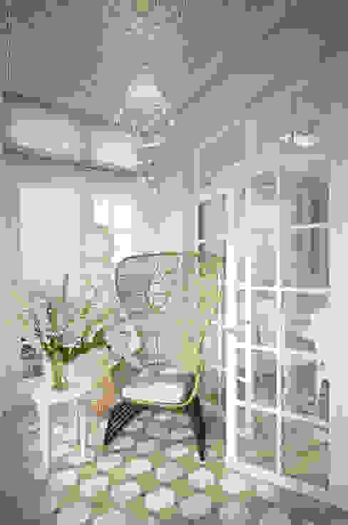 Balcon, Veranda & Terrasse originaux par FAOMI Éclectique