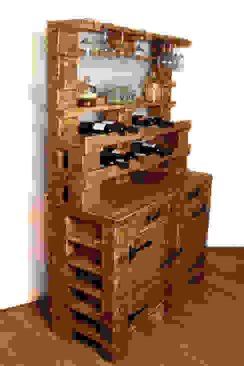 Wine cabinet Pallet Stuff Glasgow ComedoresCavas