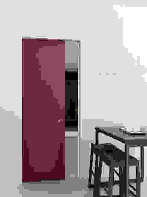 minimalist  by Phi Porte, Minimalist Wood Wood effect