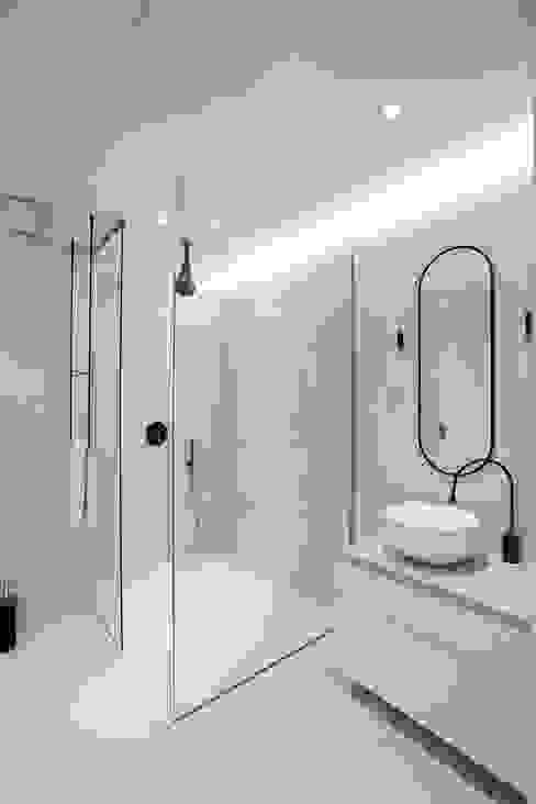 unikat:labが手掛けた浴室, ミニマル