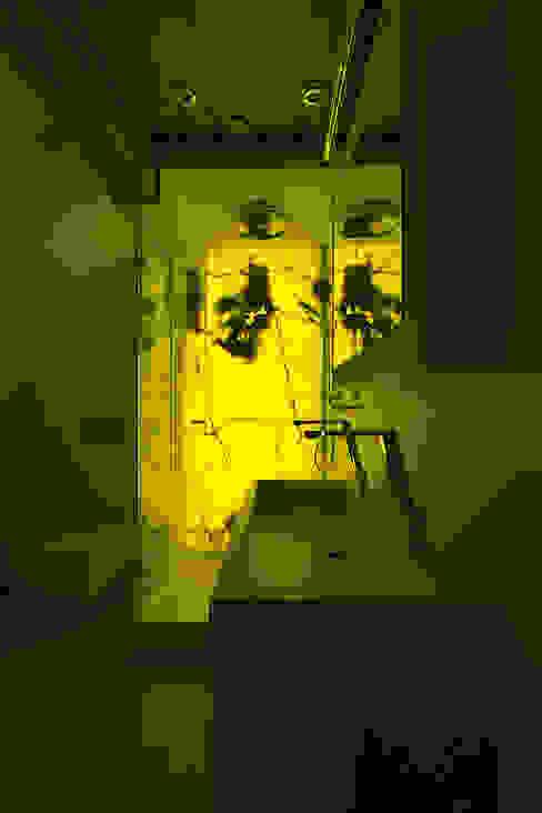logs+3 Nowoczesna łazienka od unikat:lab Nowoczesny