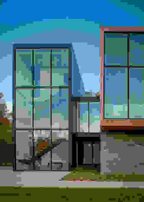 4 Springs Lane Nowoczesne domy od Robert Gurney Architect Nowoczesny