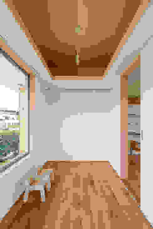 Nursery/kid's room by 矢内建築計画 一級建築士事務所, Eclectic