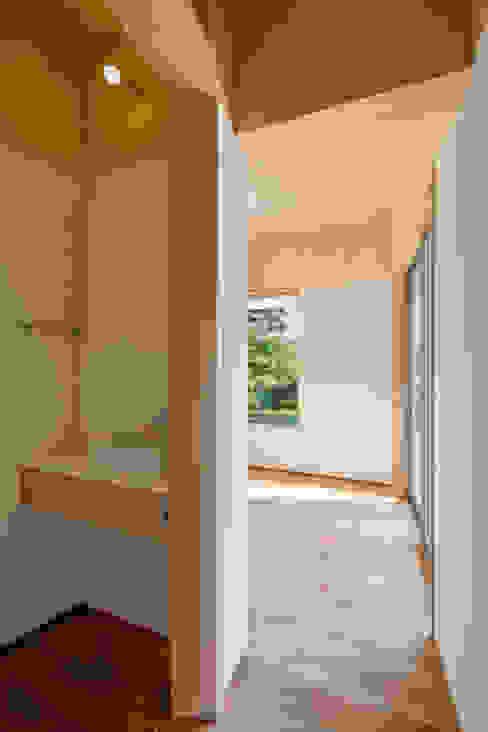 Bathroom by 矢内建築計画 一級建築士事務所, Eclectic
